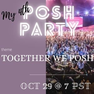 Together We Posh Party!